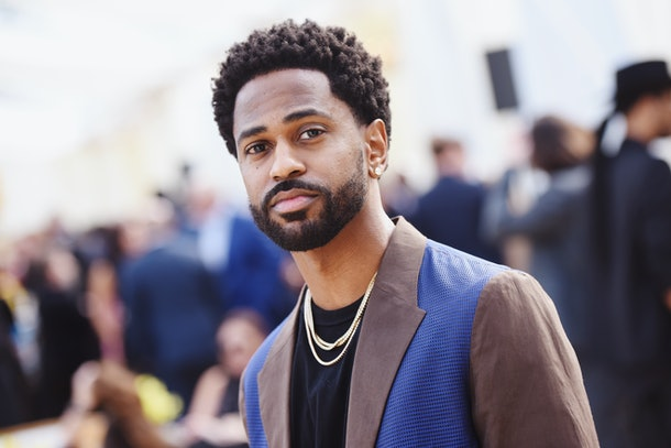 LOS ANGELES, CA - FEBRUARY 09: Big Sean attends 2019 Roc Nation THE BRUNCH on February 9, 2019 in Los Angeles, California.  (Photo by Vivien Killilea/Getty Images for Roc Nation )