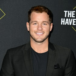 SANTA MONICA, CALIFORNIA - NOVEMBER 10: Colton Underwood attends the 2019 E! People's Choice Awards at Barker Hangar on November 10, 2019 in Santa Monica, California. (Photo by Jon Kopaloff/FilmMagic)