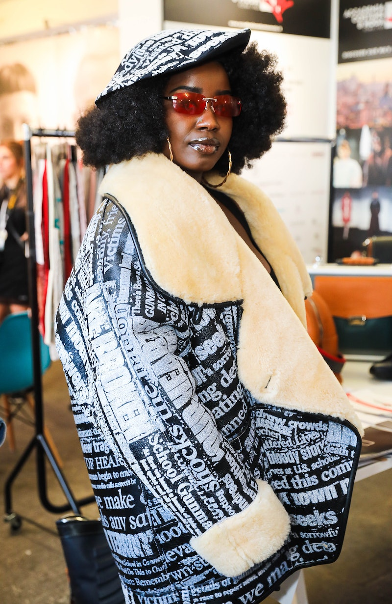 LONDON, ENGLAND - JUNE 06: Misha B attends the Graduate Fashion Week Gala Show 2018 at The Truman Brewery on June 6, 2018 in London, England. (Photo by David M. Benett/Dave Benett/Getty Images)