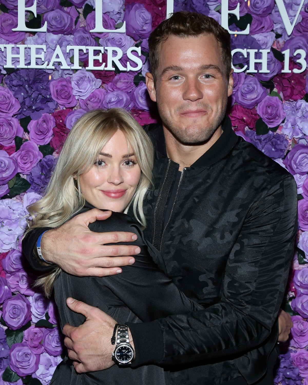 WEST HOLLYWOOD, CALIFORNIA - MARCH 11: Reality TV Personalities Cassie Randolph (L) and Colton Under...
