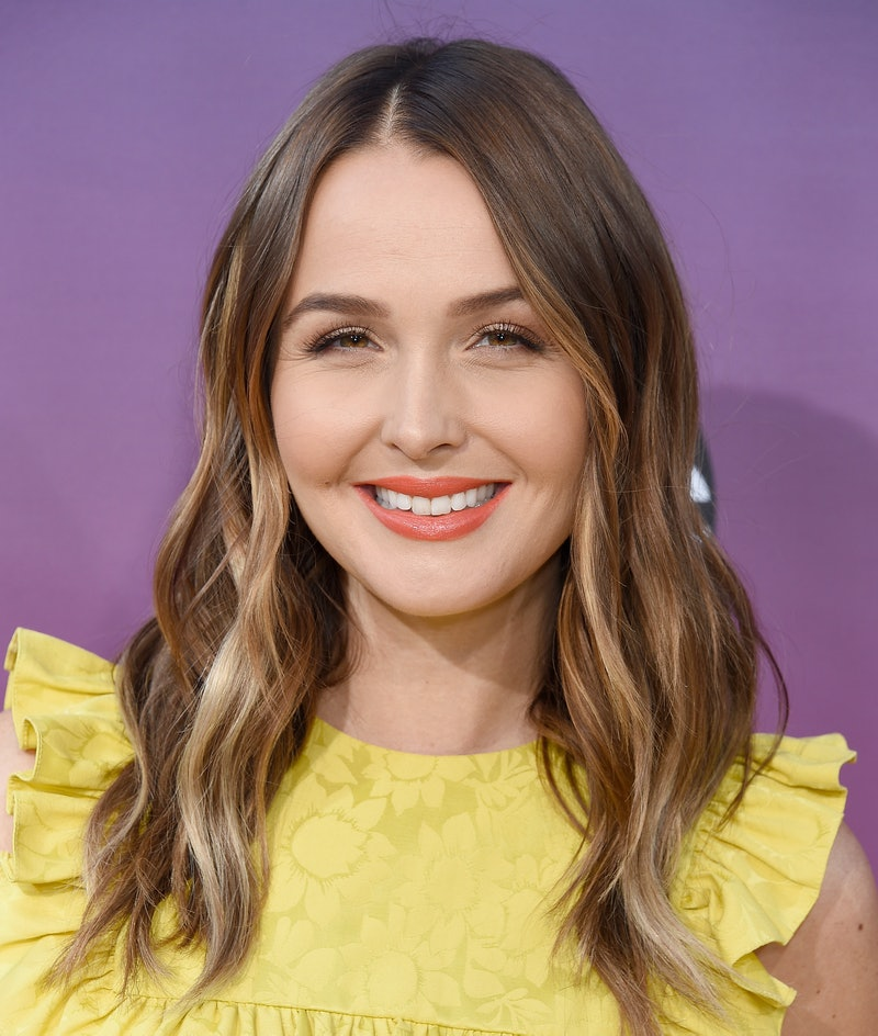 WEST HOLLYWOOD, CA - AUGUST 05:  Camilla Luddington arrives at ABC's TCA Summer Press Tour Carpet Event on August 5, 2019 in West Hollywood, California.  (Photo by Gregg DeGuire/WireImage)