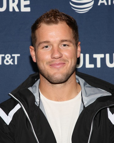 HOLLYWOOD, CALIFORNIA - NOVEMBER 09: Colton Underwood attends the Vulture Festival Los Angeles 2019 ...