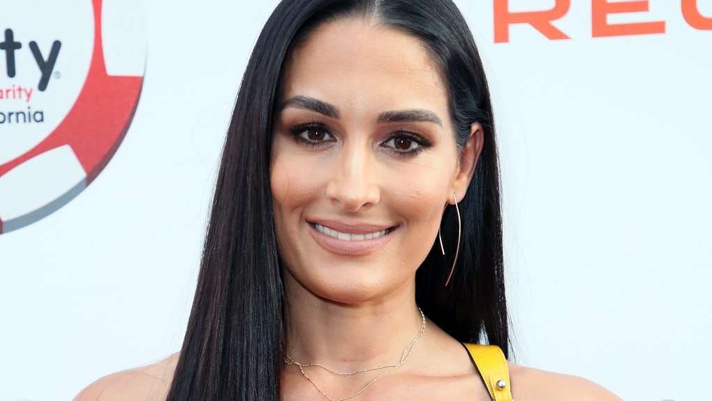 HOLLYWOOD, CALIFORNIA - JULY 24: Nikki Bella attends the 9th Annual Variety - The Children's Charity Poker and Casino Night at Paramount Studios on July 24, 2019 in Hollywood, California. (Photo by David Livingston/Getty Images)