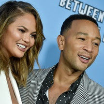 Chrissy Teigen and John Legend struggled with infertility before turning to IVF.