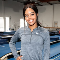 Gabby Douglas On The 2021 Olympics, 'The Masked Dancer,' & Self-Care