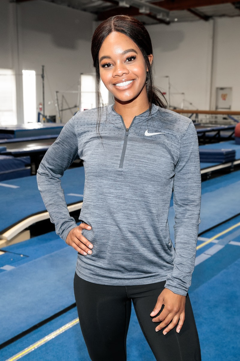 Gabby Douglas On The 2021 Olympics, 'The Masked Dancer,' & Self-Care