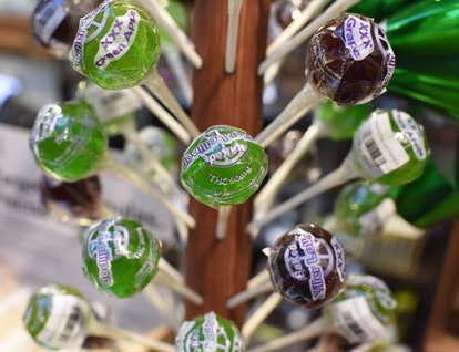 BaKed Lollipops with 90mg each of THC, the chemical component in cannabis responsible for making use...