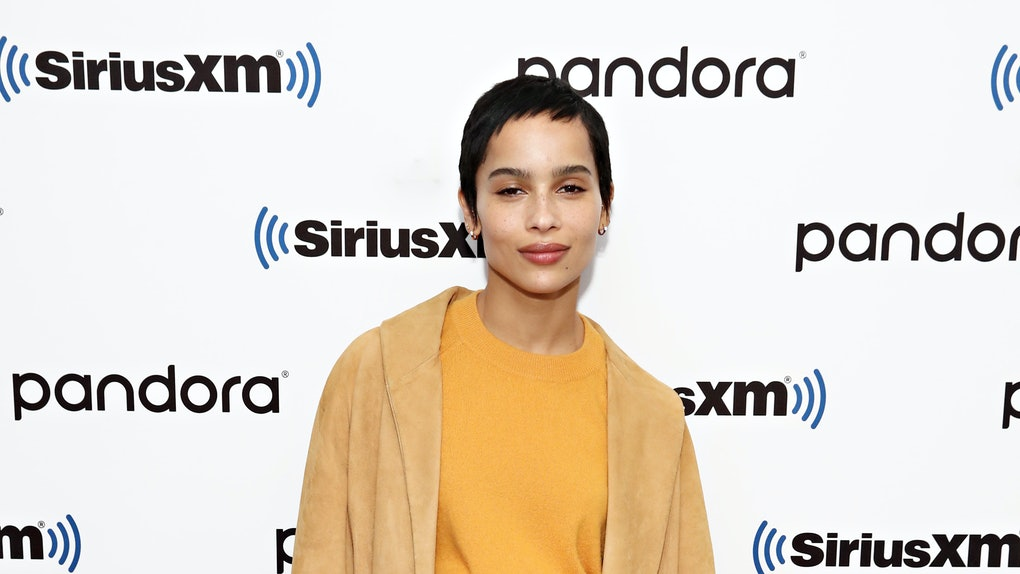 NEW YORK, NEW YORK - FEBRUARY 14: Zoe Kravitz and the cast of Hulu's High Fidelity sit down for an interview at the SiriusXM Studios on February 14, 2020 in New York City. (Photo by Cindy Ord/Getty Images for SiriusXM)