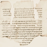 Dead Sea Scrolls: A.I. reveals the hidden author of a crucial Bible text