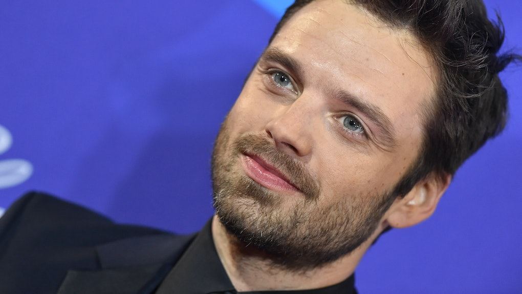 PALM SPRINGS, CA - JANUARY 02:  Actor Sebastian Stan attends the 29th Annual Palm Springs International Film Festival Awards Gala at Palm Springs Convention Center on January 2, 2018 in Palm Springs, California.  (Photo by Axelle/Bauer-Griffin/FilmMagic)