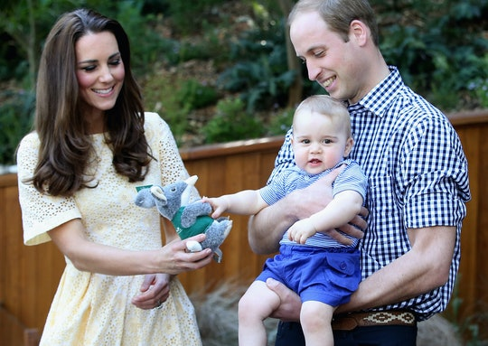 Kate Middleton had another name in mind for Prince George.