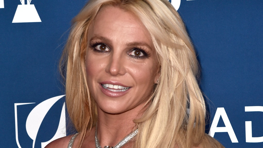BEVERLY HILLS, CA - APRIL 12:  Honoree Britney Spears attends the 29th Annual GLAAD Media Awards at The Beverly Hilton Hotel on April 12, 2018 in Beverly Hills, California.  (Photo by Alberto E. Rodriguez/Getty Images)