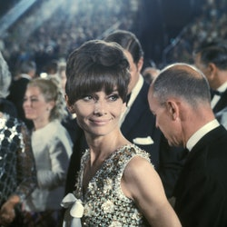 Audrey Hepburn (Photo by Ron Galella/Ron Galella Collection via Getty Images)