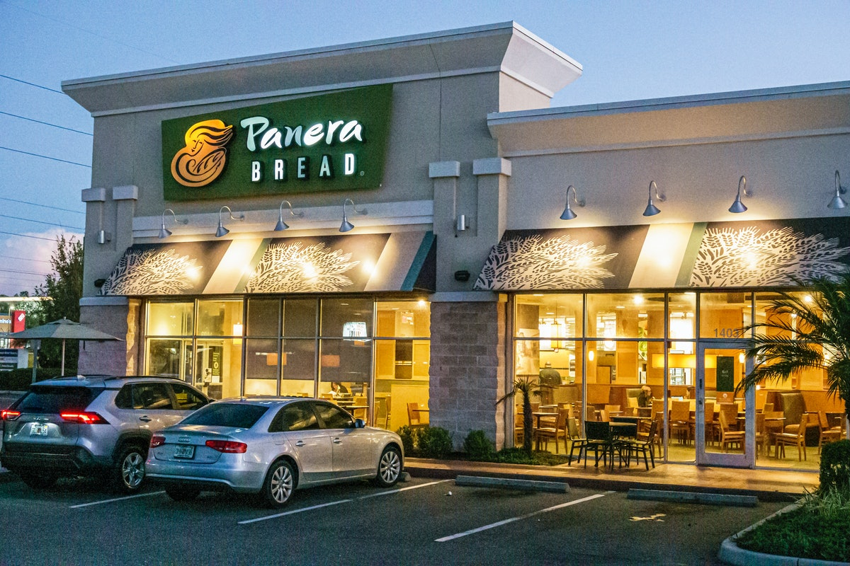 You can see if Panera delivers near you by checking the company's website.