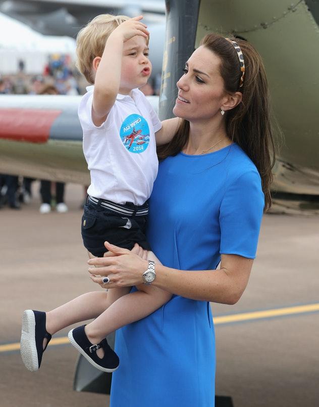 Kate Middleton spent her early years as a mom in North Wales.