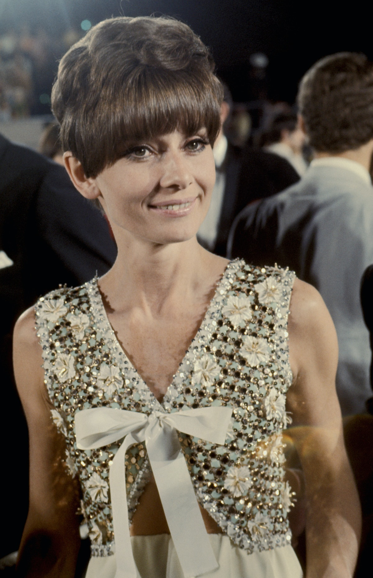 Audrey Hepbrun (Photo by Ron Galella/Ron Galella Collection via Getty Images) *** Local Caption ***