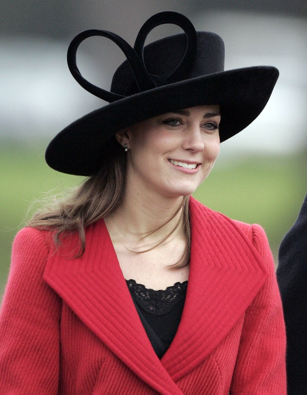Kate Middleton received security detail from royal family.