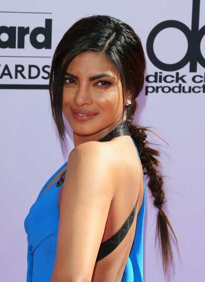 One of Priyanka Chopra Jonas' favorite hair moments is the fishtail braid she wore at the 2016 Billboard Music Awards held at the T-Mobile Arena on May 22, 2016 in Las Vegas, Nevada.