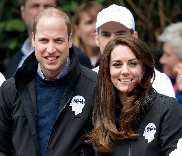 Prince William and Kate Middleton found a common passion in mental health awareness.
