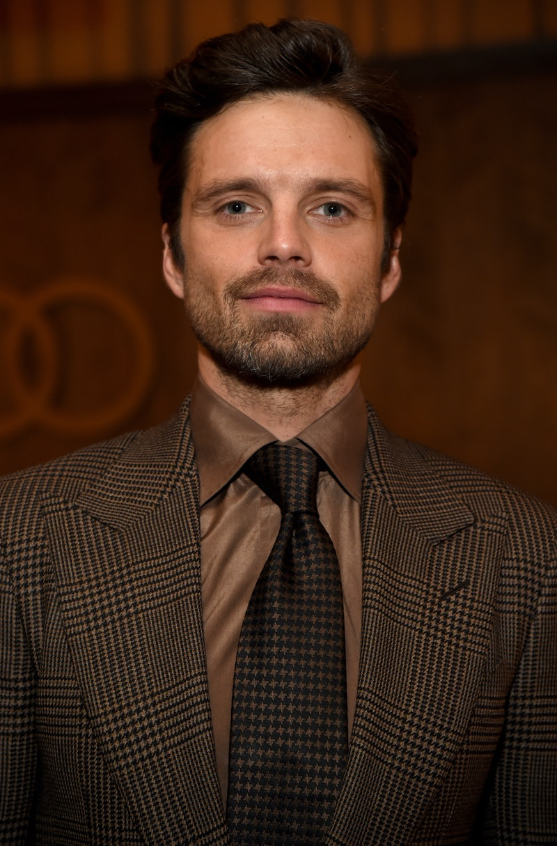"""LOS ANGELES, CA - NOVEMBER 13:  Sebastian Stan attends the special dinner with Nicole Kidman celebrating """"Destroyer"""" during AFI FEST 2018 at Public Kitchen & Bar at the Roosevelt on November 13, 2018 in Los Angeles, California.  (Photo by Michael Kovac/Getty Images for AFI)"""
