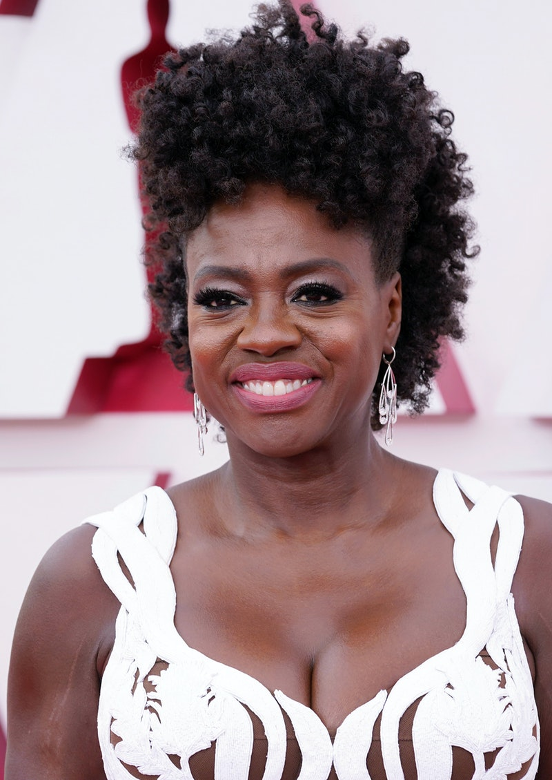 LOS ANGELES, CALIFORNIA – APRIL 25: Viola Davis attends the 93rd Annual Academy Awards at Union Stat...