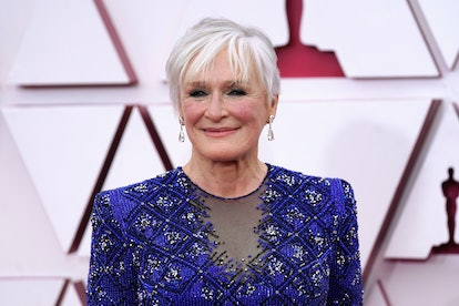 LOS ANGELES, CALIFORNIA – APRIL 25: Glenn Close attends the 93rd Annual Academy Awards at Union Stat...