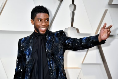 HOLLYWOOD, CA - FEBRUARY 24:  Chadwick Boseman attends the 91st Annual Academy Awards at Hollywood and Highland on February 24, 2019 in Hollywood, California.  (Photo by Jeff Kravitz/FilmMagic)