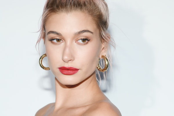 CANNES, FRANCE - MAY 12:  Hailey Baldwin attends a Dior dinner during the 71st annual Cannes Film Festival at JW Marriott on May 12, 2018 in Cannes, France.  (Photo by Pascal Le Segretain/Getty Images)