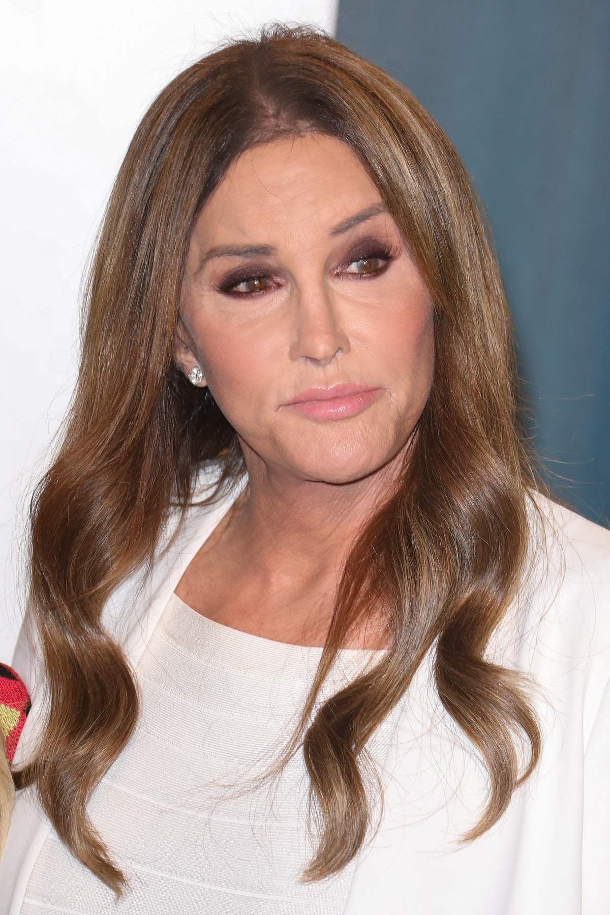BEVERLY HILLS, CALIFORNIA - FEBRUARY 09: Caitlyn Jenner attends the 2020 Vanity Fair Oscar Party at Wallis Annenberg Center for the Performing Arts on February 09, 2020 in Beverly Hills, California. (Photo by Toni Anne Barson/WireImage)