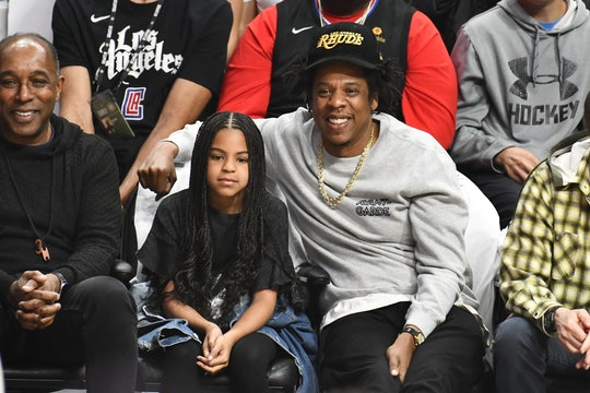 JAY-Z opened up about parenting.