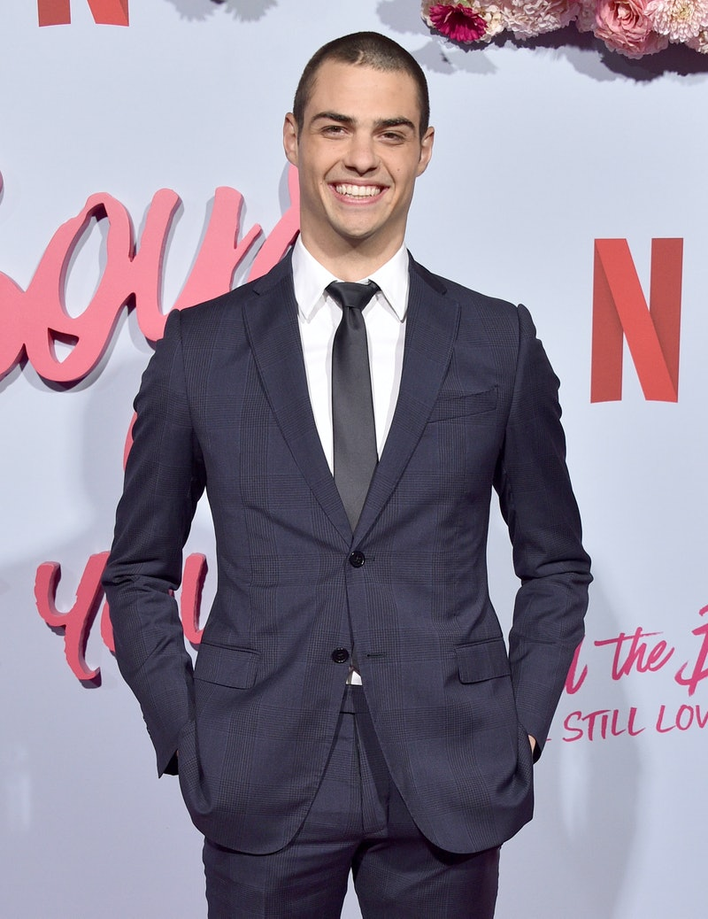 """HOLLYWOOD, CALIFORNIA - FEBRUARY 03:  Noah Centineo attends the Premiere Of Netflix's """"To All The Boys: P.S. I Still Love You"""" at the Egyptian Theatre on February 03, 2020 in Hollywood, California. (Photo by Gregg DeGuire/FilmMagic)"""