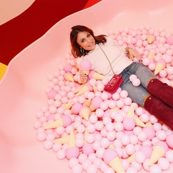 NEW YORK, NEW YORK - DECEMBER 12: Bethenny Frankel attends Museum of Ice Cream SoHo Flagship Opening Party on December 12, 2019 in New York City. (Photo by Cindy Ord/Getty Images for Museum of Ice Cream)
