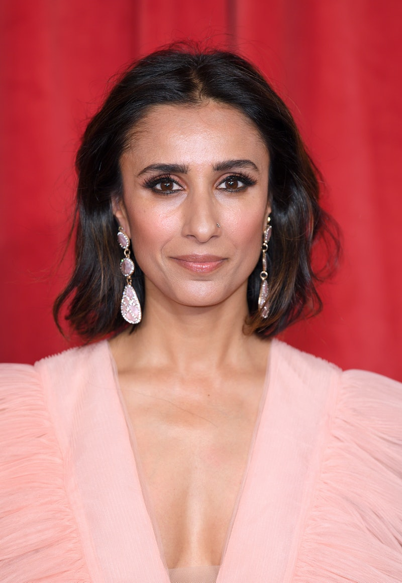 MANCHESTER, ENGLAND - JUNE 01: Anita Rani attends the British Soap Awards at The Lowry Theatre on June 01, 2019 in Manchester, England. (Photo by Karwai Tang/WireImage)