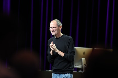 Apple's Steve Job announced the new iSO 4.2, iPlay, Ping, Apple TV, iPad, iPod Shuffle, and iPod Nan...