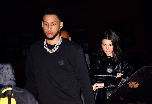 After Ben Simmons and Tinashe broke up, the basketball player reportedly moved on with Kendall Jenner.