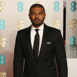LONDON, UNITED KINGDOM - 2019/02/10: Noel Clarke seen on the red carpet during the British Academy Film Awards 2019 at the Royal Albert Hall in London. (Photo by Brett Cove/SOPA Images/LightRocket via Getty Images)