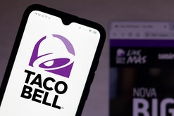 Use the Taco Bell app to get a free crunchy taco on May 4.