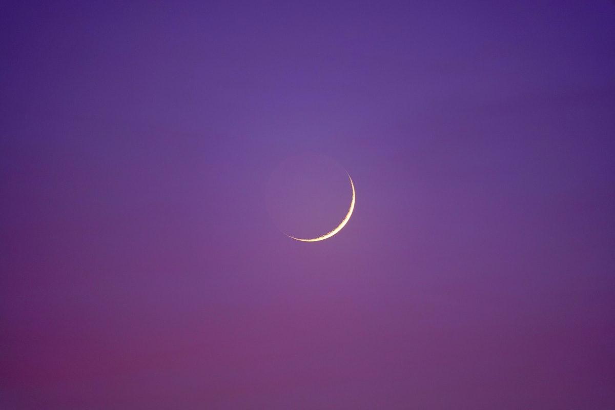 April 2021 New Moon