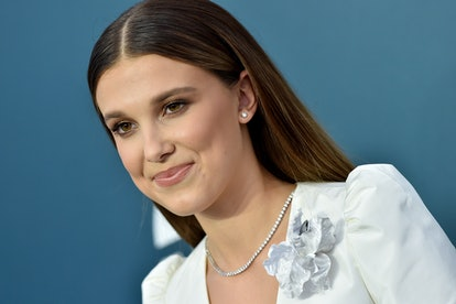 LOS ANGELES, CALIFORNIA - JANUARY 19: Millie Bobby Brown attends the 26th Annual Screen Actors Guild...