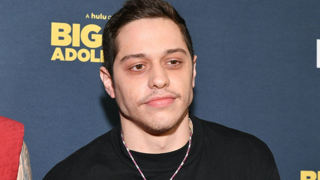 """NEW YORK, NEW YORK - MARCH 05: Pete Davidson attends the premiere of """"Big Time Adolescence"""" at Metrograph on March 05, 2020 in New York City. (Photo by Dia Dipasupil/WireImage)"""