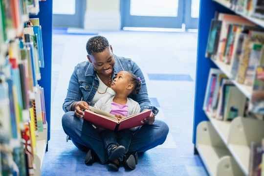 Reading about emotions and feelings to kids can help them understand what they're feeling.