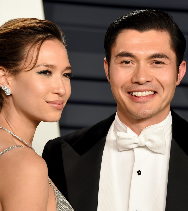 BEVERLY HILLS, CA - FEBRUARY 24:  Liv Lo and Henry Golding attend the 2019 Vanity Fair Oscar Party hosted by Radhika Jones at Wallis Annenberg Center for the Performing Arts on February 24, 2019 in Beverly Hills, California.  (Photo by Gregg DeGuire/FilmMagic)