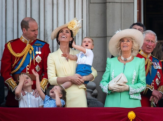 The royal kids have a special name for Camilla Parker-Bowles.