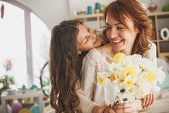 Order Mother's Day Flowers online and have a fresh bouquet delivered to your mom's doorstep.
