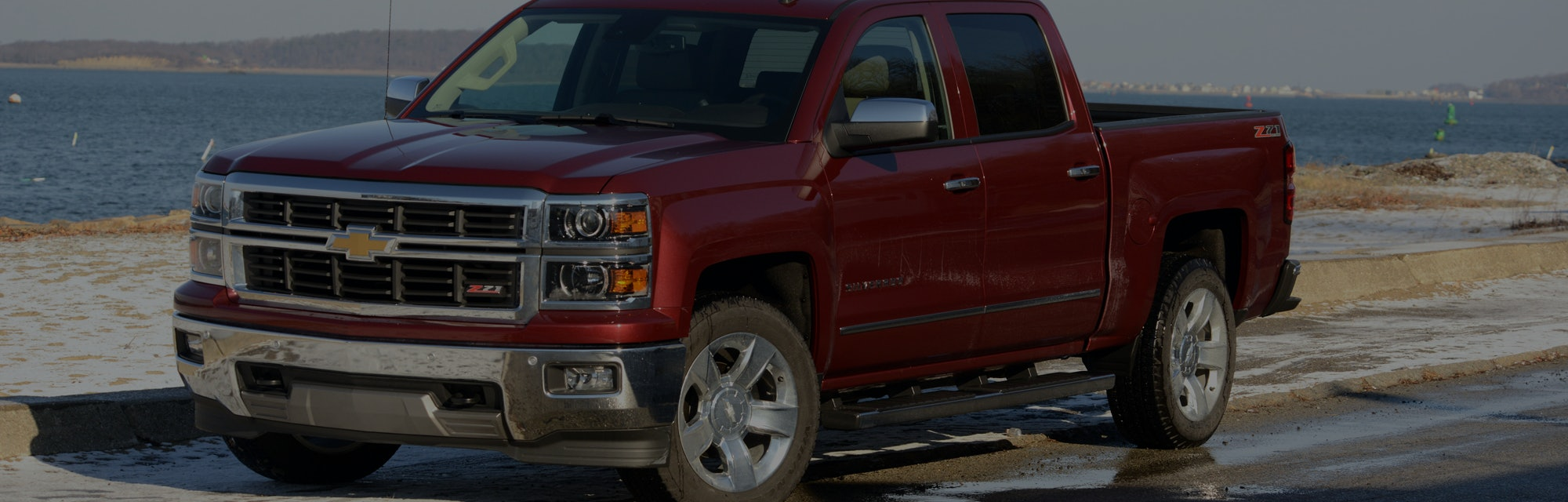 (Boston, MA 011014) 2014 Chevy Silverado.  (Staff photo by Jim Mahoney) (Photo by Jim Mahoney/MediaNews Group/Boston Herald via Getty Images)