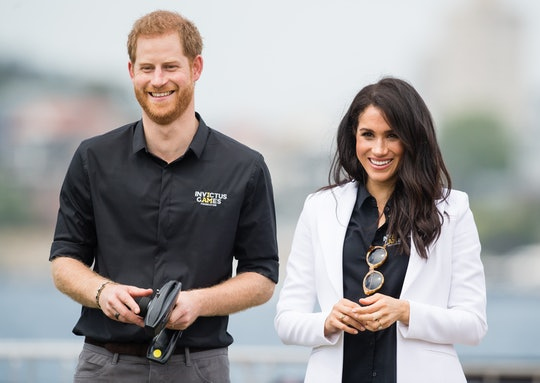 Prince Harry and Meghan Markle have a new series on Netflix.