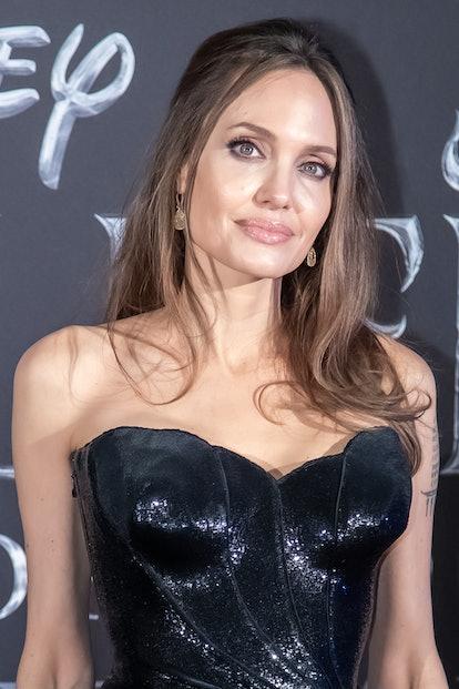 Angelina Jolie Photo via Getty Images