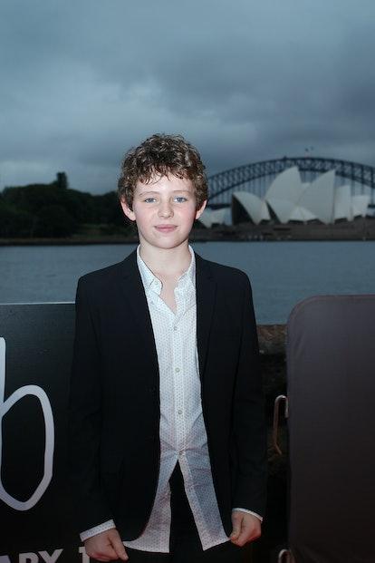 Finn Little. Photo via Getty Images