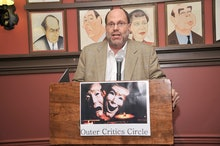 NEW YORK, NY - MAY 24:  Producer Scott Rudin attends the 62nd Annual Outer Critics Circle Awards at ...