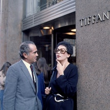 NEW YORK  - CIRCA 1970: Elsa Peretti jewelry circa 1970 in New York. (Photo by PL Gould/Images /Getty Images)